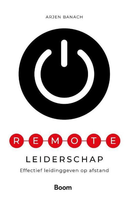 Remote leiderschap Arjen Banach