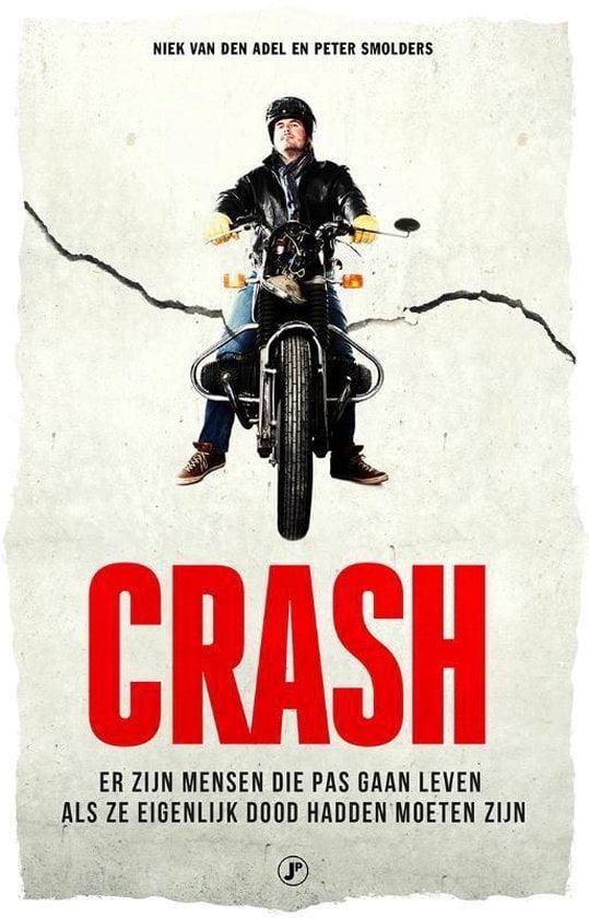 Crash boek van Niek van den Adel